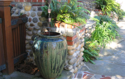 The Artful Garden: Painterly Pots