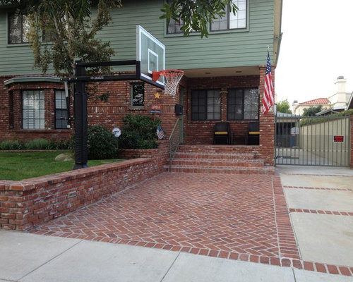 Driveway Basketball Ideas Pictures Remodel And Decor