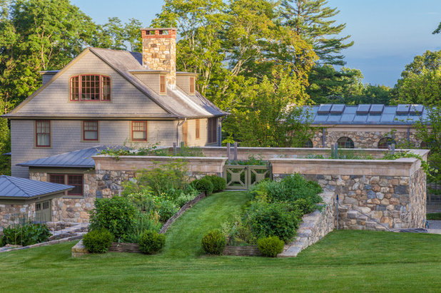 Traditional Landscape by Austin Patterson Disston Architects