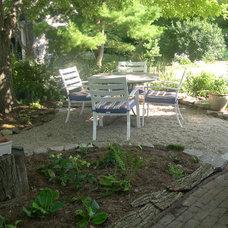 Eclectic Landscape by Lucie Martin Design, LLC