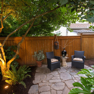 Design ideas for an asian landscaping in Portland.