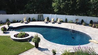 Swimming Pool Landscape