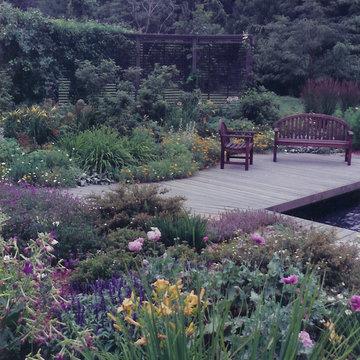 Swmming Pool Garden