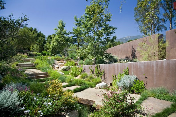 Contemporary Landscape by Neumann Mendro Andrulaitis Architects LLP