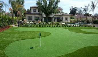 Synthetic Putting Greens