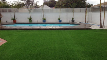 Synthetic Turf in Hollywood