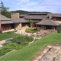 landscape by Taliesin Preservation, Inc.