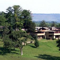 Landscape by Taliesin Preservation, Inc.