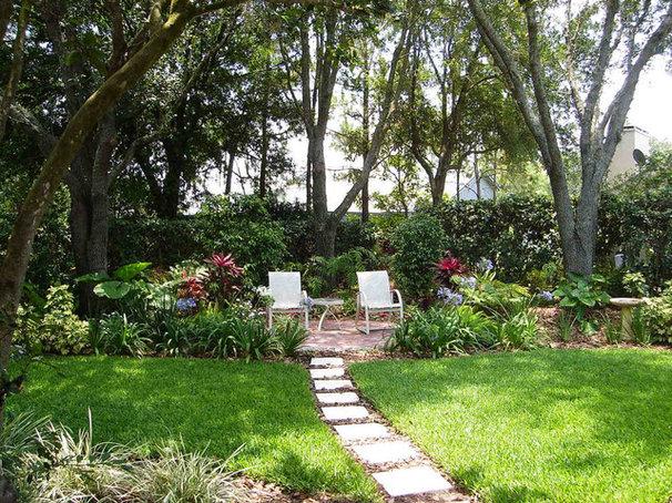 Landscape ideas for florida house for Landscape design tampa