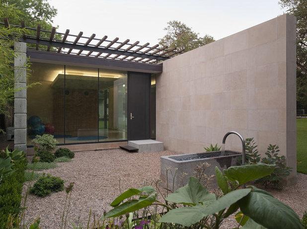modern landscape by webber studio architects - Minimalist Landscape Architecture