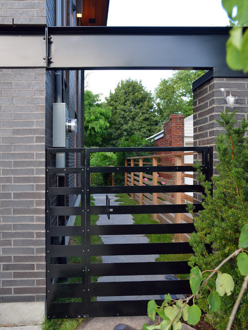 Horizontal Gate Houzz