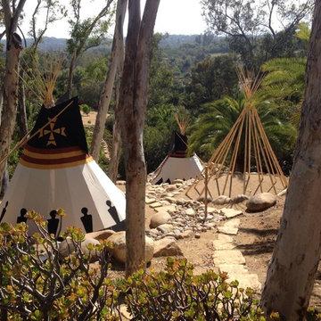 Teepee Village