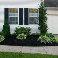 Transitional Landscape by Leaf It To Us Garden