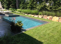 love the pool!  Do you know what the dimensions are?