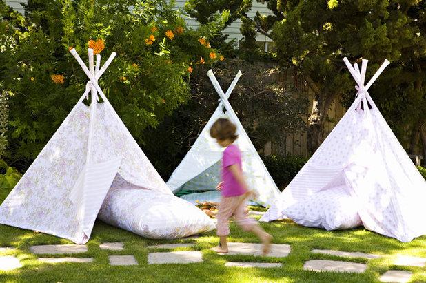 14 id es pour am nager un jardin pour enfants sur votre for Au jardin d enfant