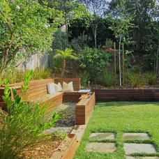 Contemporary Landscape by Paul English Landscaping