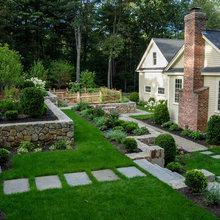 10 Creative Ways to Work With a Sloped Lot