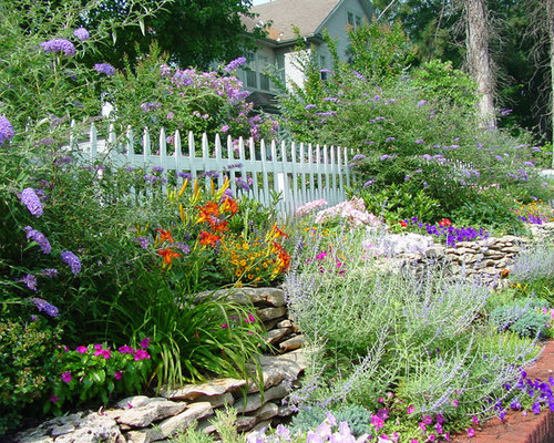 Slope Planting Home Design Ideas Pictures Remodel And Decor