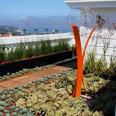Modern Landscape by TerraSculpture
