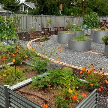 The Art of Food in the Garden