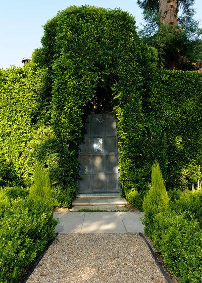 Mediterranean Garden by Van-Martin Rowe