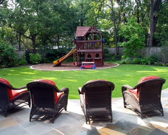 kid-friendly backyard ideas | houzz - Kid Friendly Patio Ideas