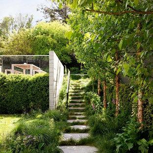 Idées déco pour un jardin scandinave.