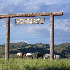 Traditional Landscape by reGEN Land Design
