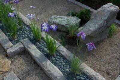 Asian Landscape by MJ McCabe-Garden Design