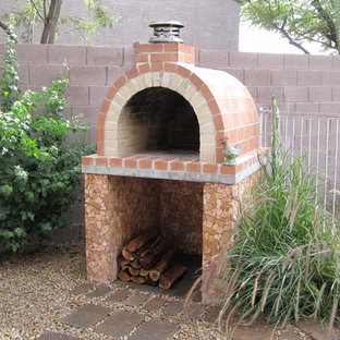 Backyard Pizza Oven Plans Houzz