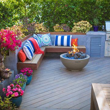 The New Secret - Front Patio Garden