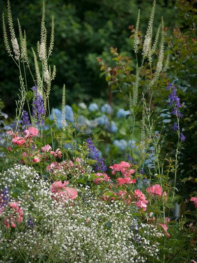 Éclectique Jardin by MJ McCabe-Garden Design
