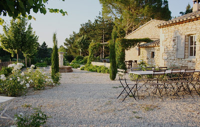 My Houzz: A Centuries-Old French Estate Charms Again