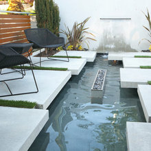water elements for outdoors