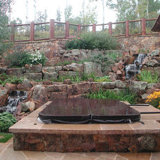 Traditional Landscape by TAB ASSOCIATES INC
