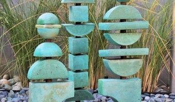 Three Jade Totems