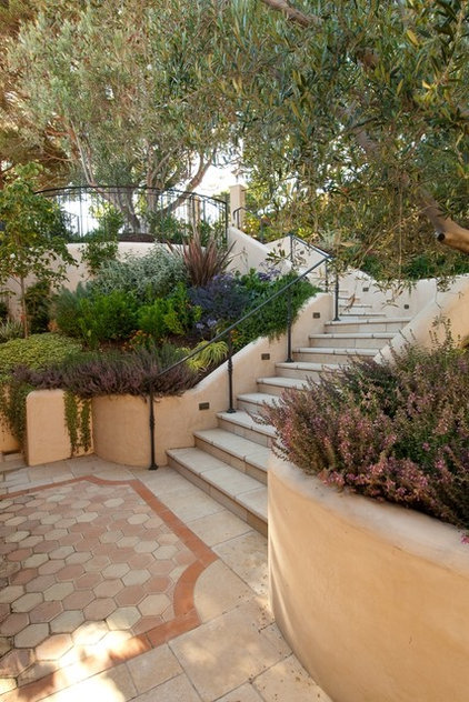 Mediterranean Landscape by Studio Green