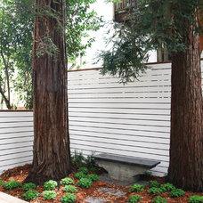 Modern Landscape by Todd Davis Architecture
