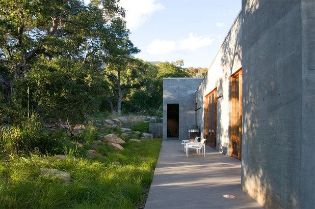Modern Garten by Lane Goodkind Landscape Architect