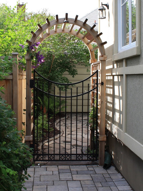 Yard Gate Houzz