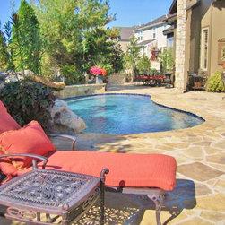 Kansas city pool landscape design ideas pictures remodel for Pool design kansas city