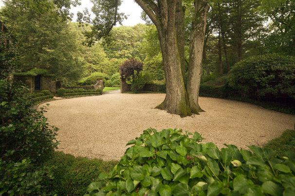 Traditional Landscape by Doyle Herman Design Associates