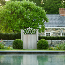 Traditional Landscape by Doyle Herman Design Associates