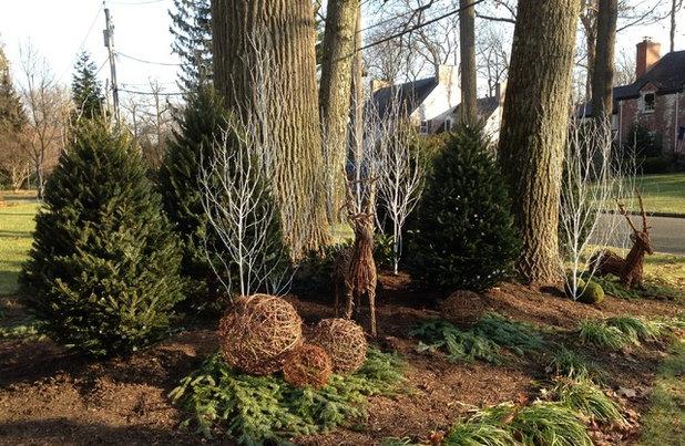 Klassisch Garten Traditional Landscape