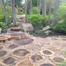 traditional landscape by Pendleton Design Management