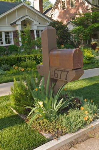 rustic mailbox photos - Mailbox Design Ideas