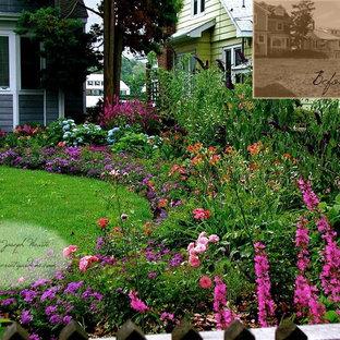 Design ideas for a classic garden in New York.