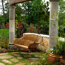 Traditional Landscape by UpCountry Inc