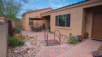 Transformed Tucson Courtyard
