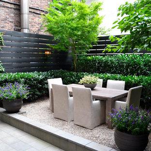 Immagine di un giardino classico